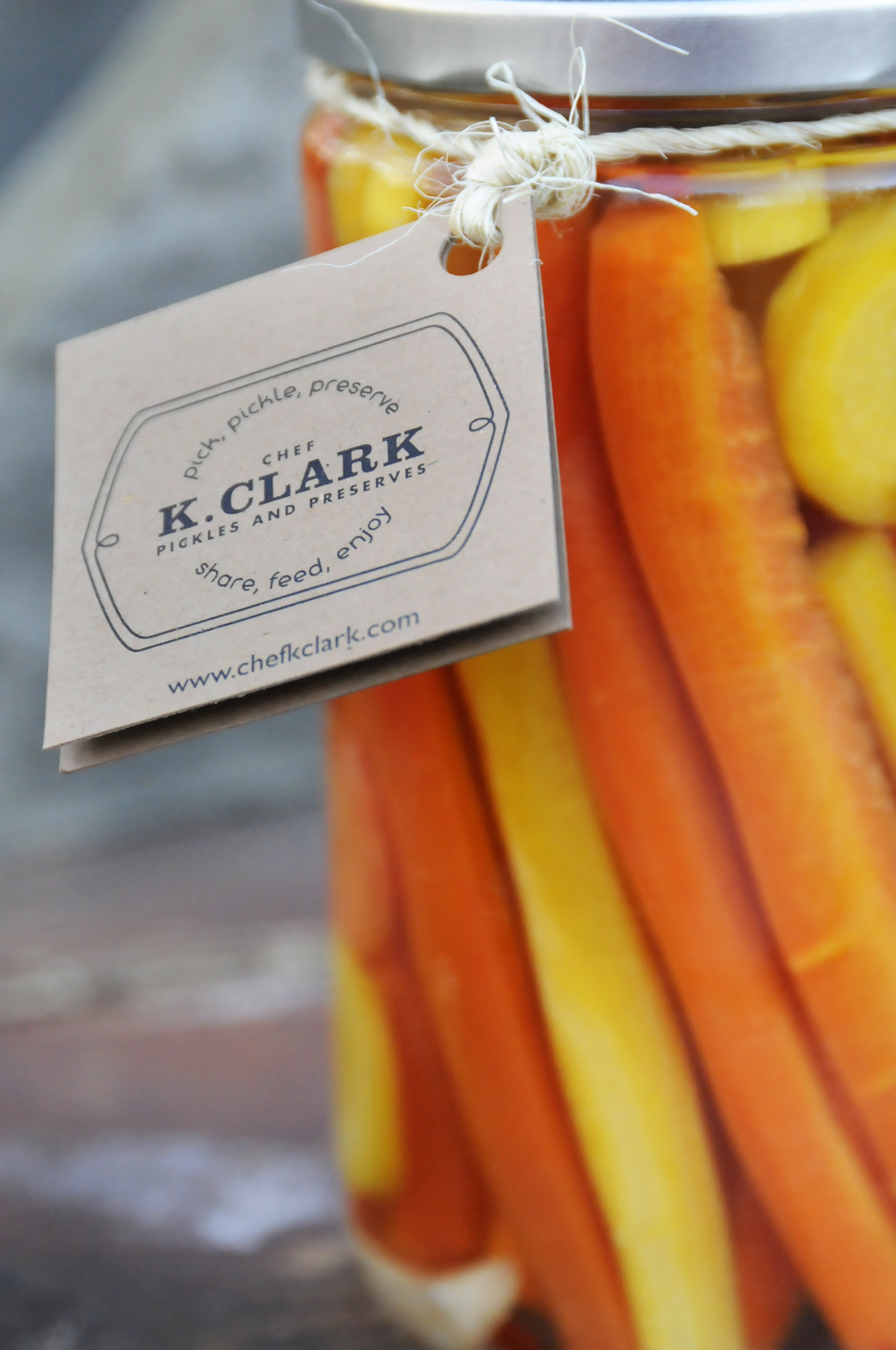 Milwaukee Public Market Does Madison >> Chef K Clark S Pickles Preserves